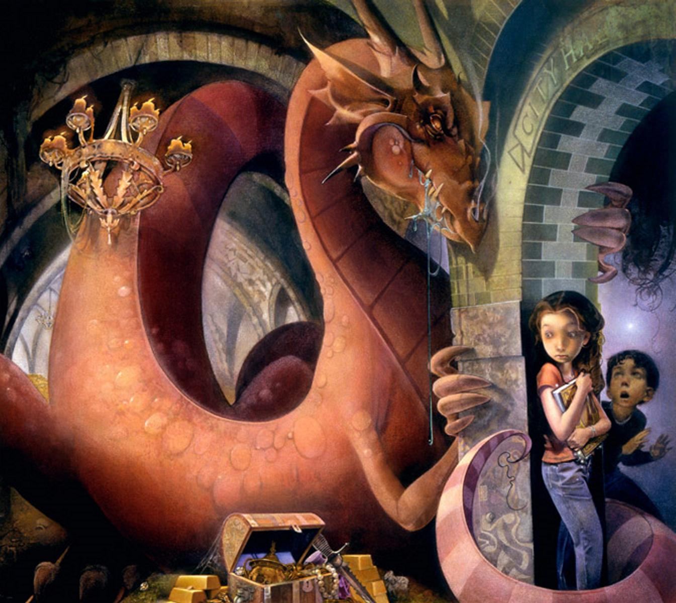 Greg Swearingens Wraparound Cover For So You Want To Be A Wizard